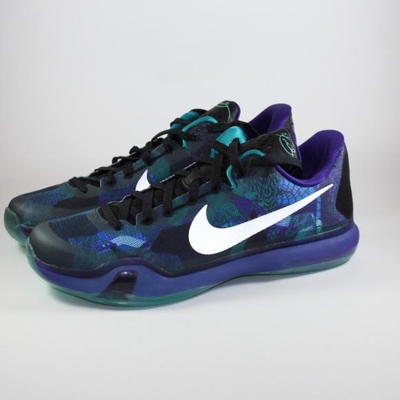 3cc424de87ab Nike Kobe Bryant X 10 Peach Basketball Shoe